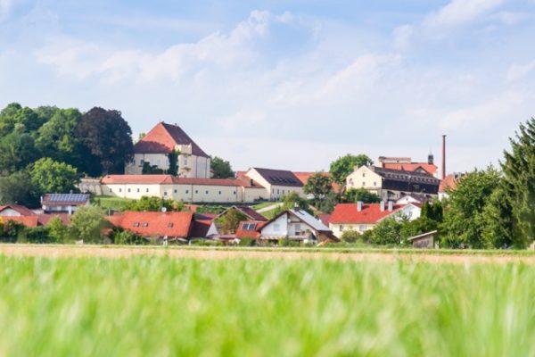 Schloss Bild